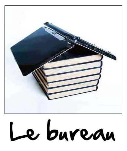 """Aller dans le bureau : vous y trouverez toutes les """"informations théoriques"""" liées à la plomberie, au chauffage et à la climatisation. C'est un peu comme notre salle de classe ou notre bibliothèque !"""