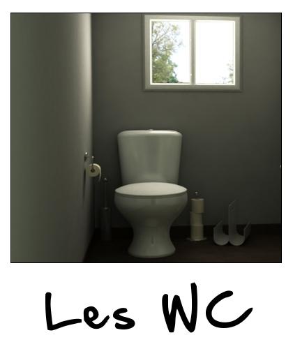 Aller dans l\'univers WC