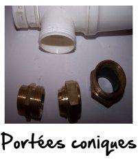 58  320x240 portees coniques info Joints et étanchéité :information