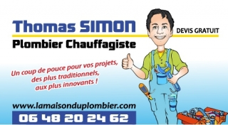 Thomas SIMON Plombier Chauffagiste à Buis les Baronnies