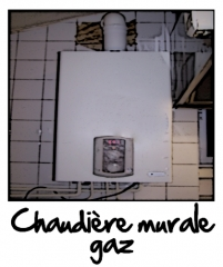 Chaudière gaz murale