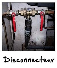 Le disconnecteur