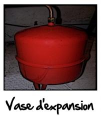 Le vase d'expansion chauffage