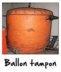 Un ballon tampon
