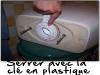 thumbs serrer avec cle en plastique Les mécanismes de chasse deau : installations et dépannages