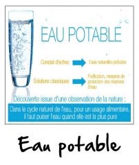 L'eau potable