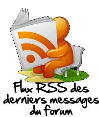Suivre les derniers messages postés sur les forums de lamaisonduplombier.com